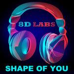 Shape Of You (8D Audio Mix)