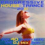 Progressive House Trance 2021 Top 40 Chart Hits, Vol 4 DJ Mix 3Hr