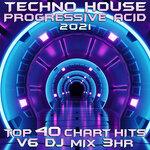 Techno House Progressive Acid 2021 Top 40 Chart Hits Vol 6 (unmixed tracks)