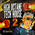 High Octane Tech House 2 (Sample Pack WAV/APPLE/LIVE/REASON)