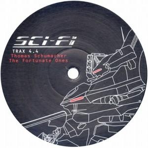 SCHUMACHER, Thomas - Sci-Fi Trax 4.4: The Fortunate Ones