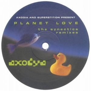 PLANET LOVE - The Synectics (remixes)