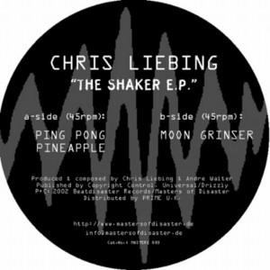 LIEBING, Chris - The Shaker EP