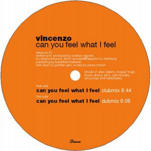 VINCENZO - Can You Feel What I Feel?