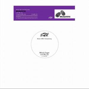 MILK & SUGAR - Lift Me Up Edition 2