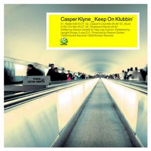 KLYNE, Casper - Keep On Klubbin'