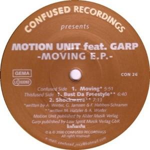 MOTION UNIT - Moving EP