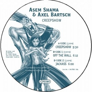 SHAMA, Asem & AXEL BARTSCH - Creepshow