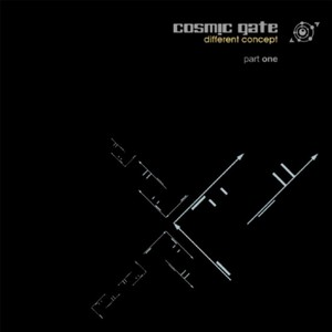 COSMIC GATE - Different Concept