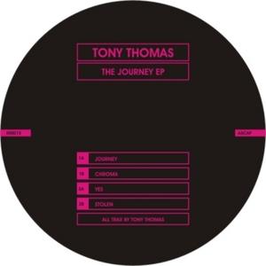 THOMAS, Tony - The Journey EP