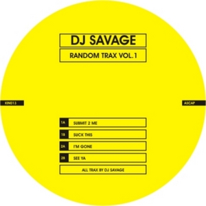 DJ SAVAGE - Random Trax Vol 1