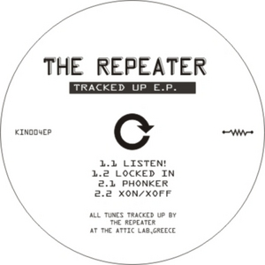 REPEATER, The - Tracked Up EP