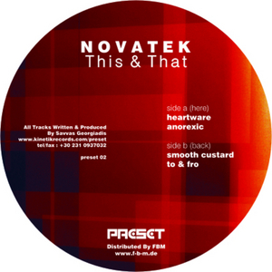 NOVATEK - This & That