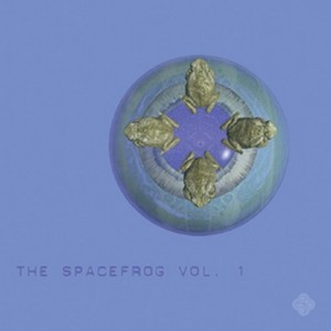 VARIOUS - The Spacefrogs Vol 1