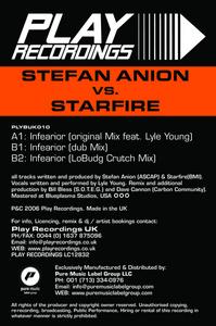 ANOIN, Stefan vs STARFIRE - Inferior