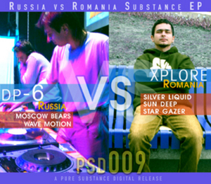 DP 6 vs XPLORE - Russia vs Romania Substance EP