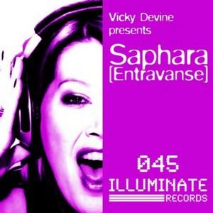 DEVINE, Vicky presents SAPHARA - Entravanse