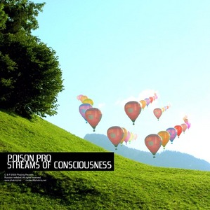 POISONPRO - Streams Of Consciousness