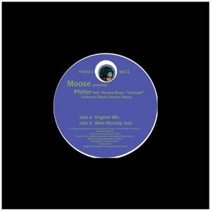 MOOSE presents PHILTER feat NERESA MAYE - Ultimate (Part 1)