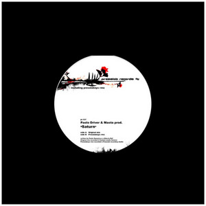 DRIVER, Paolo/MASTER PROD - Saturn