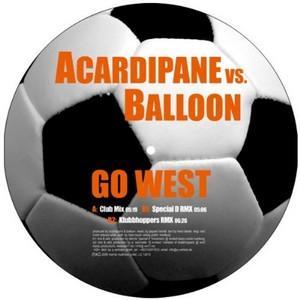ACARDIPANE vs BALLOON - Go West