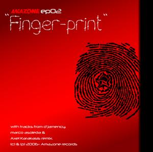 D JAMENCY/MARCO ASOLEDA - Finger - Print