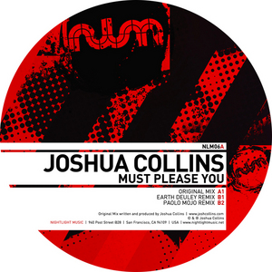 COLLINS, Joshua - Must Please You