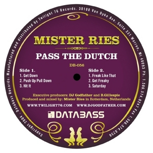 MISTER RIES - Pass The Dutch