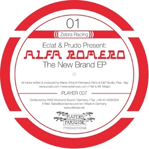 ROMERO, Alfa - The New Brand EP