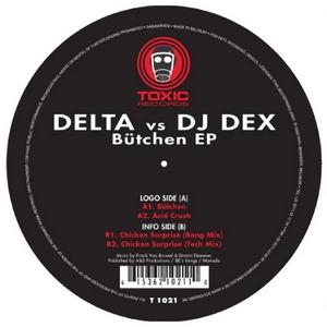 DELTA vs DJ DEX - Butchen EP