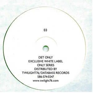 DJ GODFATHER - DET Only Vol 3