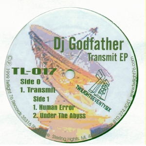 DJ GODFATHER - Transmit EP