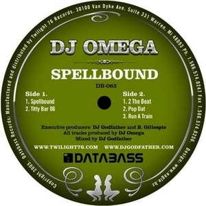 DJ OMEGA - Spellbound