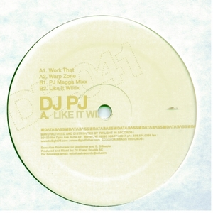 DJ PJ - Like It Wild