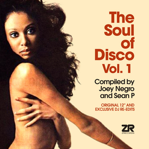 NEGRO, Joey/SEAN P/VARIOUS - The Soul Of Disco Vol 1