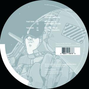 CLATTERBOX - Control Freak EP