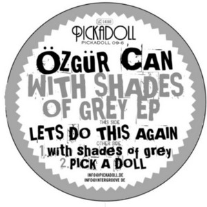 CAN, Ozgur - Shades Of Grey EP