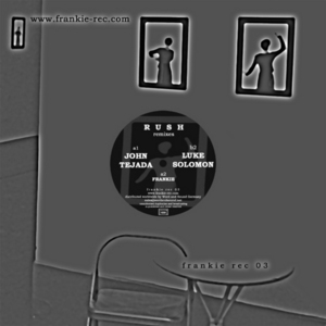 FRANKIE - Rush (remixes)