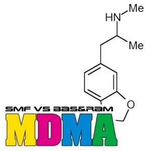 SMF vs BAS & RAM - MDMA