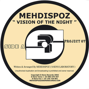 MEHDISPOZ/MAZI/JOSHUA COLLINS - Vision Of The Night