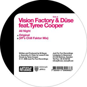 VISION FACTORY/DUSE - All Night
