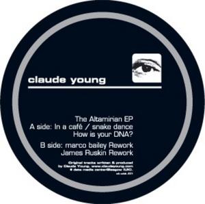 YOUNG, Claude - The Altamirian EP