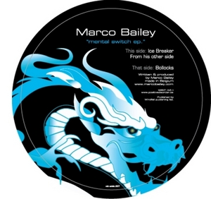 BAILEY, Marco - Mental Switch EP