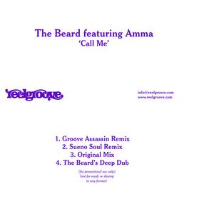 BEARD, The feat AMMA - Call Me