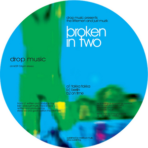 JUST MUSIK/THE LITTLEMEN - Broken In Two