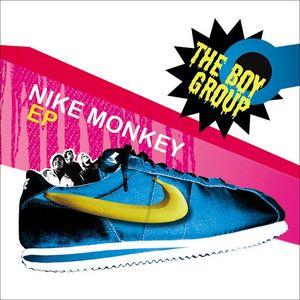 BOYGROUP, The - Nike Monkey EP