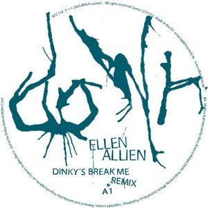 ALLIEN, Ellen - Down Remixes