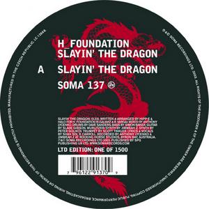 H FOUNDATION - Slayin The Dragon