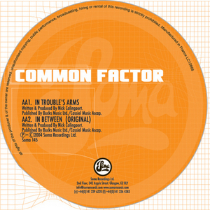 COMMON FACTOR - In Between