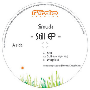 SIMUCK - Still EP